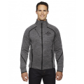 88697 ASH CITY - NORTH END MEN'S BONDED FLEECE JACKET