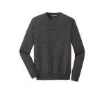 SW417 PA Marled Crew Sweater