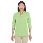 DP188W Devon & Jones Ladies Tailored Open Neckline Top