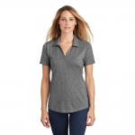 *LST405 Ladies PosiCharge Tri-Blend Wicking Polo