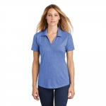 LST405 Sport-Tek ® Ladies PosiCharge ® Tri-Blend Wicking Polo