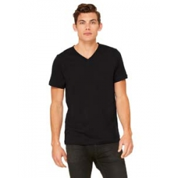 *3005B Beijing V-neck Black